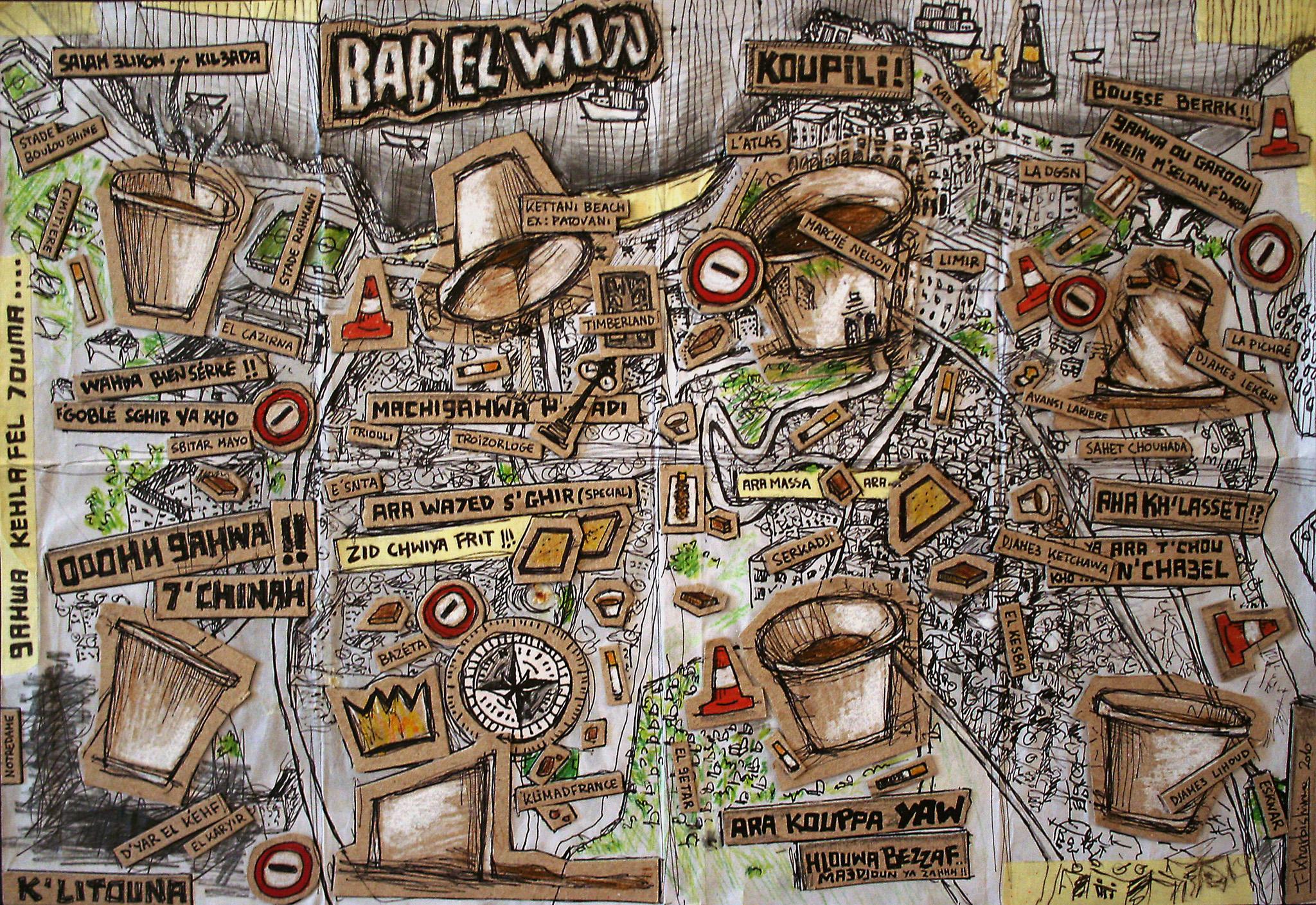 Bab el wood